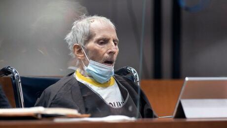 APTOPIX Robert Durst Murder Trial