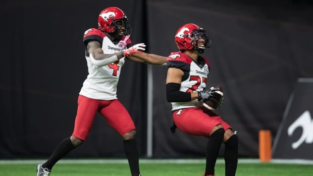 Stampeders continue rise in standings, dominate Lions en route to 3rd straight win | CBC Sports