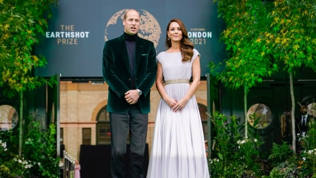 Costa Rica, Milan among winners of Prince William's Earthshot environmental prize