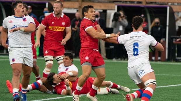 Chilean player accused of eye-gouging Canadian in Rugby World Cup qualifier