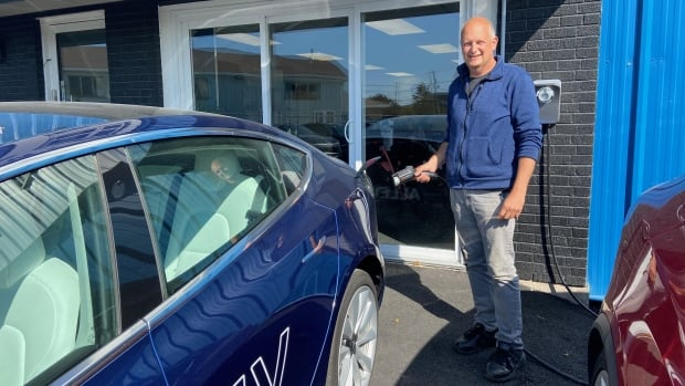 Rising gas prices drive switch to electric vehicles in Nova Scotia