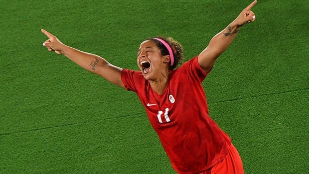 Winning Tokyo Olympic gold 'still settling in' with Canada's soccer women