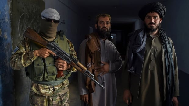 Taliban promise plots of land to families of suicide bombers   CBC News
