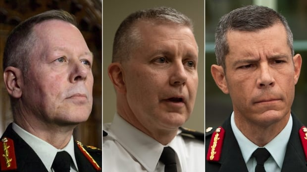 A military in crisis: Here are the senior leaders embroiled in sexual misconduct cases | CBC News