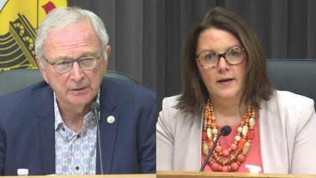 Premier Blaine Higgs, Dr. Jennifer Russell