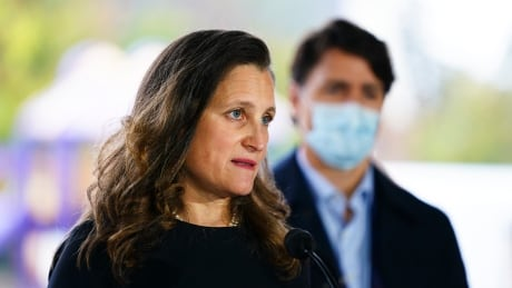 Government to spend $7.4B transitioning to new pandemic support programs: Freeland