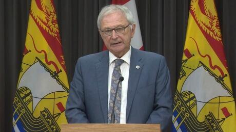 Premier Blaine Higgs, Oct. 21, 2021