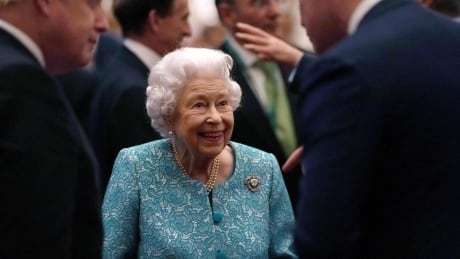 Queen Elizabeth spent the night in hospital, Buckingham Palace says