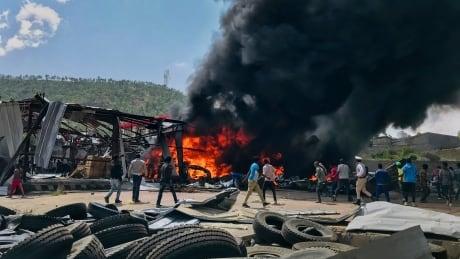 Ethiopia Tigray Crisis