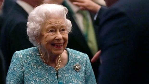 What's on Queen Elizabeth's mind?