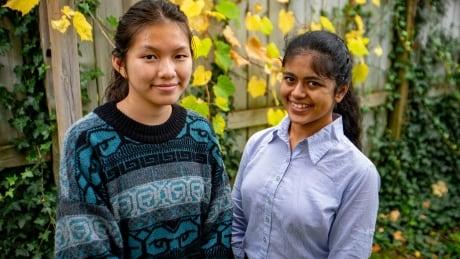 Evelyn Jia and Rachna Venkatesh