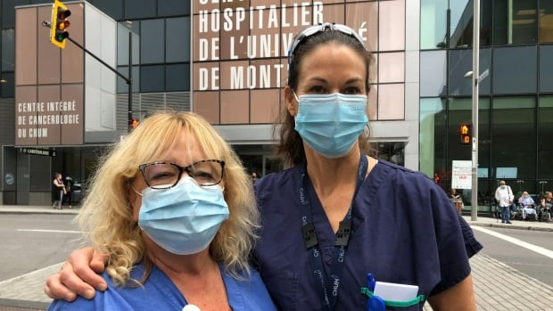 With patience and respect, Montreal doctor convinced vaccine-hesitant co-worker to get her shots