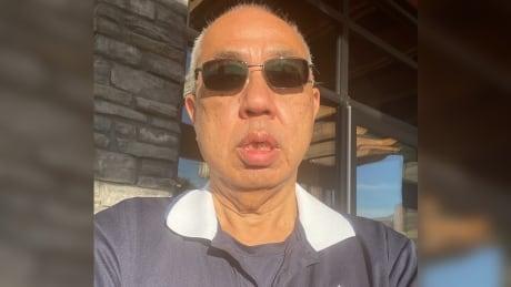 Parrish Tung, mayor of Elk Point, Alta.