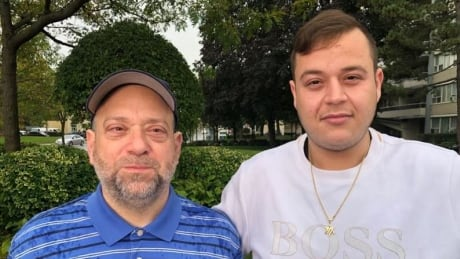 <div>Toronto family say they were left high and dry by cruise line because they're Canadian</div>