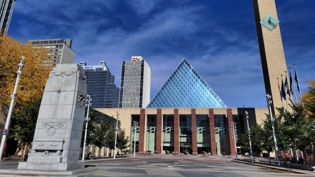 Edmonton tends to have a lower municipal voter turnout than Calgary. We look at why   CBC News