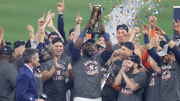 Astros hold off Red Sox to secure 2nd World Series berth in 3 years