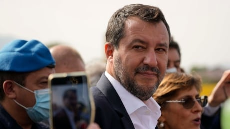 Italy Migrants Salvini Trial