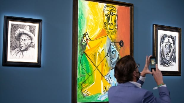 Picasso artworks sell for combined $135M at Las Vegas auction | CBC News