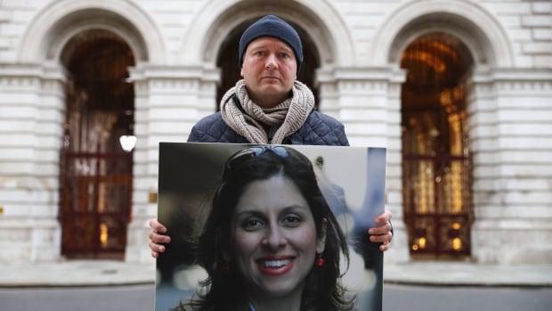 Husband of U.K. charity worker jailed in Iran begins 2nd hunger strike