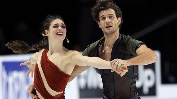 Fournier Beaudry, Sorensen earn bronze medal for Canada in Skate America ice dance