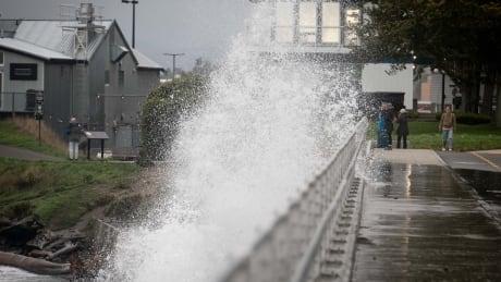Storm in Victoria