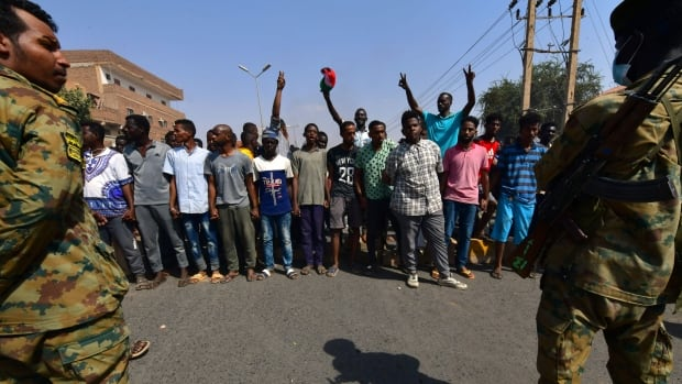 Sudan capital locked down after military takeover triggers deadly unrest