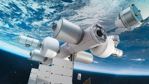 Blue Origin, Boeing reveal plan to build 'business park' space station